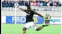 Ghana youth star Patrick Kpozo marks Europa League debut in AIK win