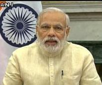 IRNSS-1G launch 'gift to people from scientists': PM Modi