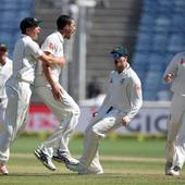 #INDvAUS: Starc removes Pujara, Kohli in same over to hand Aussies control at Lunch on Day 2