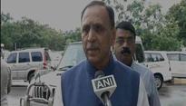 Ram's arrows were like rockets developed by ISRO now, claims Vijay Rupani