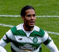 Former Celtic star Virgil van Dijk nominated for Barclay's Premier League gong