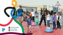National Sport Day activities to suit all ages