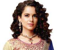 Kangana escapes unhurt in road accident