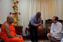 Sri Lankan Tamils urge visiting UN official for help