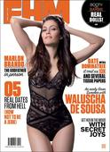 Check out Fan girl Waluscha De Sousa sizzles on the cover of FHM India
