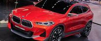 BMW Concept X2 Previews 2017 BMW F39 X2