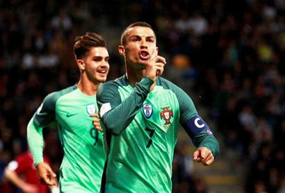 2018 World Cup qualifiers: Ronaldo fires Portugal, France lose