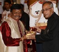Raghunath Mohapatra appointed as Lalit Kala Akademi president