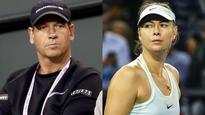 Maria Sharapova splits with coach after shock first round defeat at Indian Wells