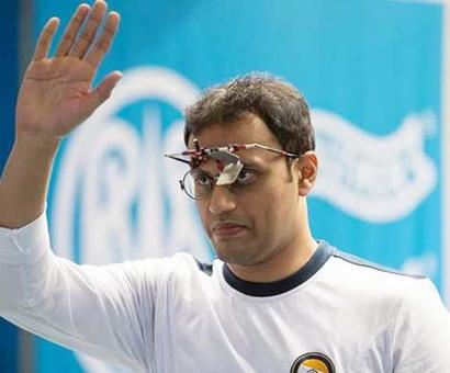 Commonwealth shooting: Yet another clean sweep for India