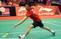 S'pore's shuttlers and Lin Dan face tough draws