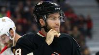 Senators sign Mike Hoffman to 4-year deal