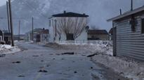 'Terrifying' wind, huge waves leave Lark Harbour residents uneasy