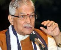 I won't dent party or Modi's prestige, says Joshi