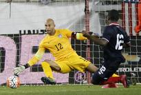 Tim Howard to start in goal as US take on Colombia in Copa 3rd-place game