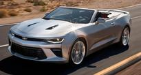 New Chevrolet Camaro Convertible To Receive ZL1 Range-Topper?