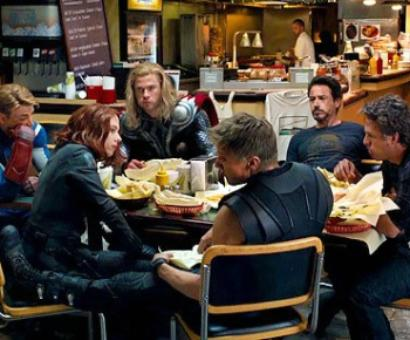 Want to holiday with the Avengers?