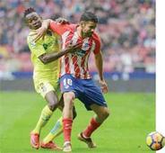 Costa sent off after scoring Atletico winner