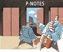 P-note investments hit 8-year low of Rs 1,23,000 cr over Sebi norms
