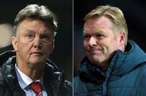 Ronald Koeman blasts Manchester United over dismissal of arch-enemy Louis van Gaal