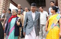 No election sans national consensus, says Deuba
