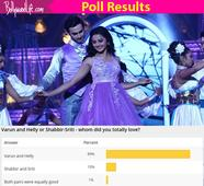 Helly and Varun's performance was better than Shabbir and Sriti's say fans!