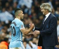 Manchester City boss Manuel Pellegrini hopes to have Vincent Kompany available for Chelsea trip
