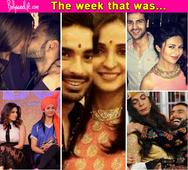 Sanaya Irani-Mohit Sehgal's engagement, Divyanka Tripathi-Vivek Dahiya's marriage rumours, Karan Kundra-Anusha Dandekar's kissing picture- top 5 newsmakers of TV this week!