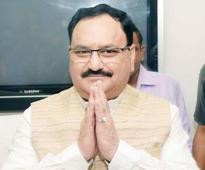 JP Nadda lays foundation of Rs 150 crore hospital in Bikaner