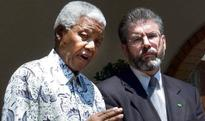 Gerry Adams: 'Hero Nelson Mandela would understand my use of the N-word'