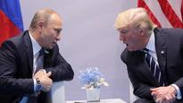 Trump is not my bride and I am not his groom: Vladimir Putin