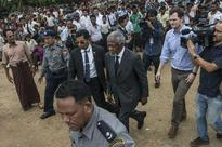 Kofi Annan Visits Camps in Myanmar, Will Bridge Gap Between Buddhists and Muslims