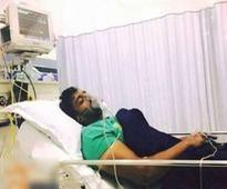 Dhruva Sarja hospitalized; currently out of danger