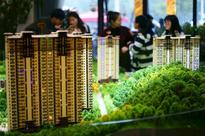 China's home price growth picks up in October