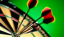 Choppers still in lead at Lstone Darts league
