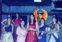 Karishma Tanna walked the ramp at Mansi Midha fashion show