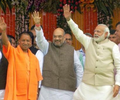 The rise of Hindutva 2.0