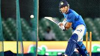 WATCH | India v/s Sri Lanka: MS Dhoni means business, does intense net-session ahead of 1st ODI