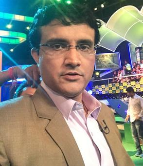 CAB President Ganguly takes 'CAB ride' to BCCI meeting