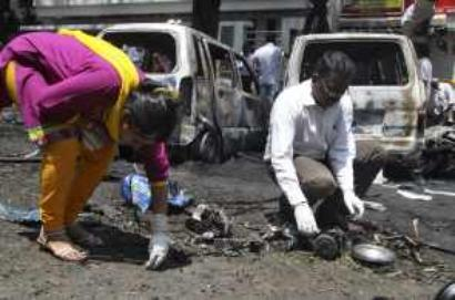 RSS leader's mobile used to trigger bomb in Bangalore blast