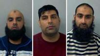 Men guilty of sexually abusing teen girl