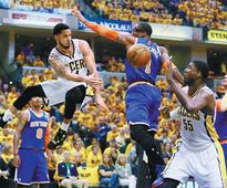 Pacers knock out Knicks