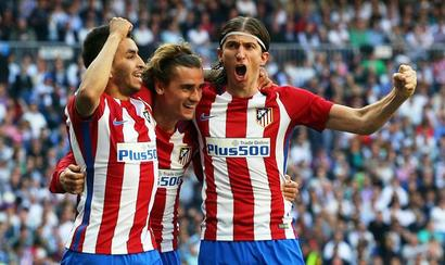 La Liga: Griezmann's late goal dents Real Madrid's title charge
