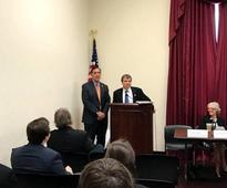 Quigley, Issa Host Bipartisan Briefing on Transparency & Government Accountability in the 115th Congress