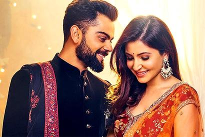 #VirushkaWEDDING: 'May this partnership last forever!'
