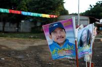 Nicaragua's Ortega seen easily winning third straight term - poll