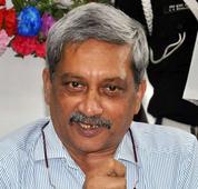 Parrikar sworn in as CM of Goa