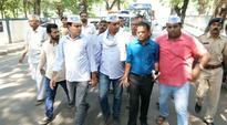 Gujarat: AAP MLA Gulab Singh held in extortion case