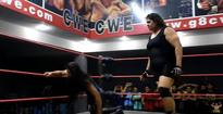 Indian female wrestlers thrash foreigner fighters