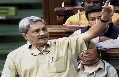 We may do in Agusta what we couldn't do in Bofors: Parrikar